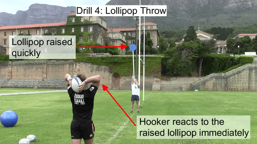 Lollipop Throw 2