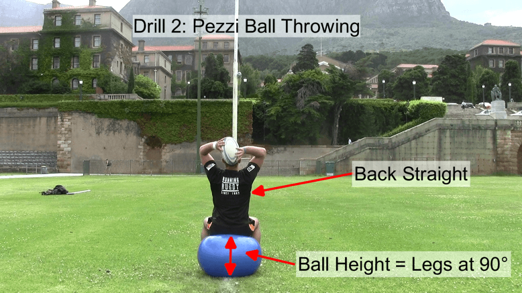 Pezzi Ball Throwing