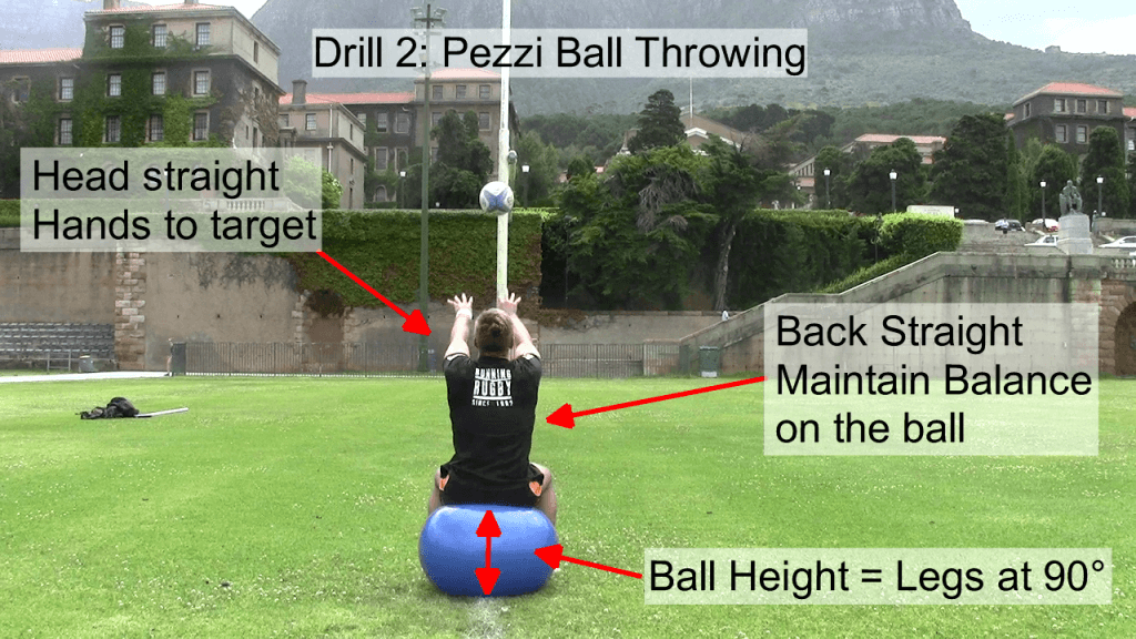 Pezzi Ball Throwing 2