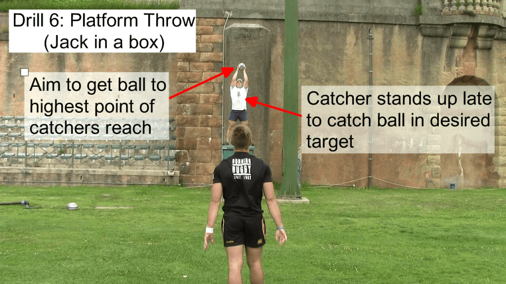 Platform Throw - Jack in a box 3