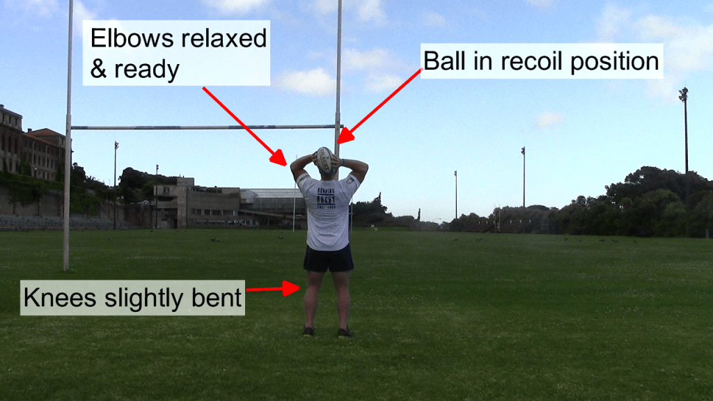 Standing Tall Throw - Behind 1